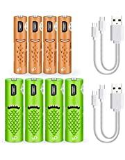 USB Rechargeable Batteries …