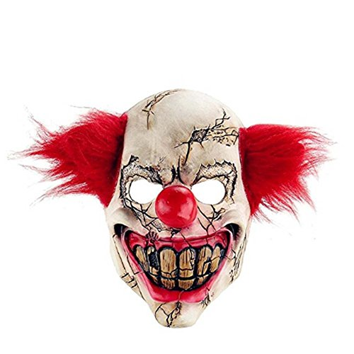 Canghai-Halloween-Cosplay-Mask-Scary-Latex-Clown-Mask-With-Hair-for-Adults-Halloween-Costume-Party-Props-Masks