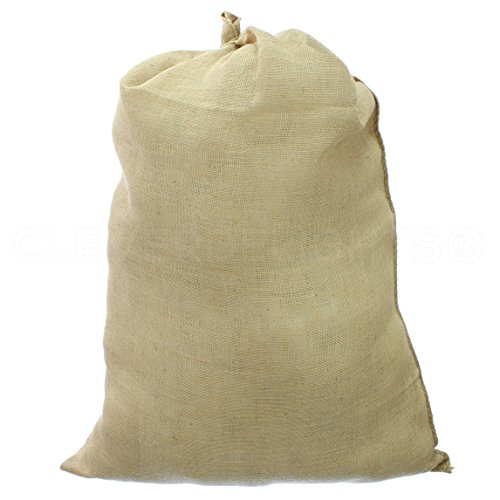 """Used, 2 Pack - CleverDelights Premium Burlap Bags - 30"""" x for sale  Delivered anywhere in USA"""