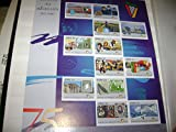 75th Anniversary set of stamps for Rialtas Na Heireann 1922-1997 (Irish Post)