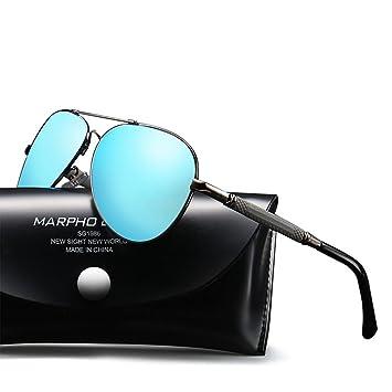 CJ Gafas de sol polarizadas para hombres y mujeres Gafas de sol Gafas de sol Gafas