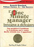 img - for L'One Minute Manager insegna a delegare. book / textbook / text book