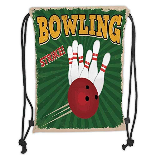 c36626ec56e1 Vintage Bowling Ball Bag - Trainers4Me
