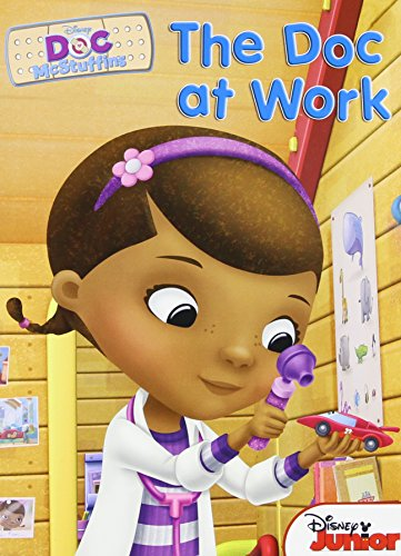 Doc McStuffins: Doc on Call: Board Book Boxed Set by DISNEY (Image #4)