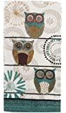 Kay Dee Designs R3440 Spice Road Owl Terry Towel
