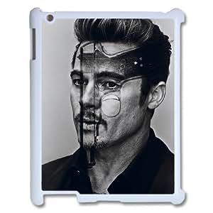 C-EUR Cover Case Brad Pitt customized Hard Plastic case For IPad 2,3,4
