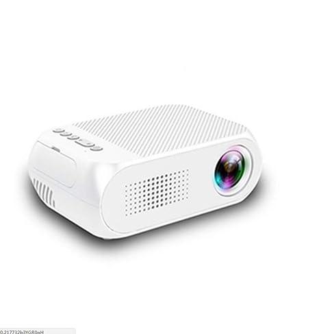 ZY Proyector De Casa Led Mini Proyector Micro Portátil 1080P ...