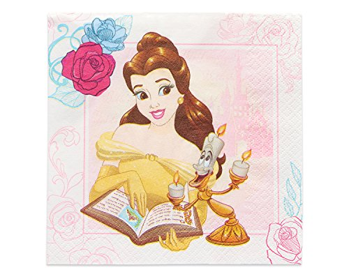 Nice American Greetings Beauty and the Beast Lunch Napkins (16 Count)