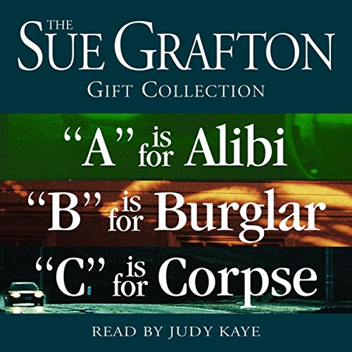 "Sue Grafton ABC Gift Collection:""A"" Is for Alibi,""B"" Is for Burglar,""C"" Is for Corpse Audiobook [Free Download by Trial] thumbnail"