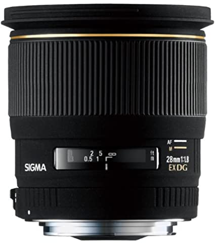 Review Sigma 28mm f/1.8 EX