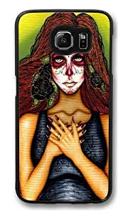 I Am With You PC Case Cover for Samsung S6 and Samsung Galaxy S6 Black