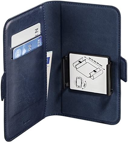 Hama Wallet Case Smart Move Size XL 4.7-5.1 Inches Blue