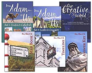 Notgrass From Adam to Us Curriculum Package
