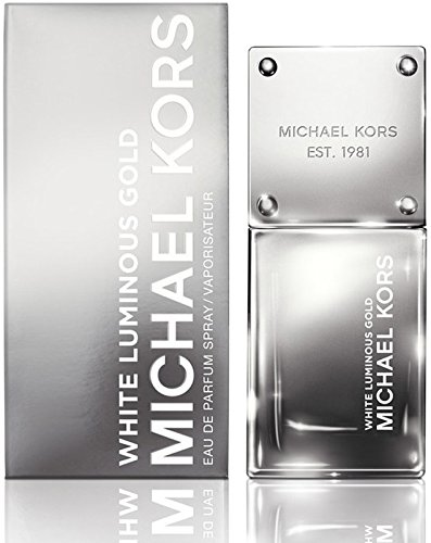 MICHAEL KORS White Luminous Gold Eau de Parfum Spray for Women, 1 Ounce