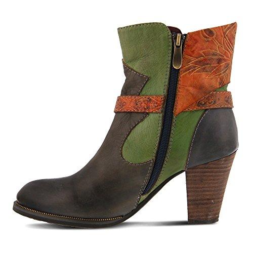 Lartiste Di Spring Step Womens Rikeet Boot Grey Multi