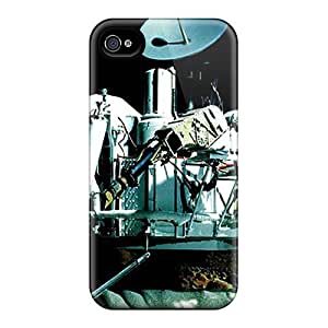 High Quality Mialisabblake Satellite Skin Case Cover Specially Designed For Iphone - 4/4s