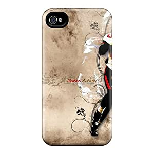 Defender Case With Nice Appearance (tampa Bay Buccaneers) For Iphone 4/4s