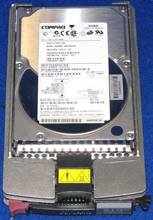 (Compaq 232431-001 18.2GB, 10K, ULTRA3 SCSI, BD01864544, 80PIN, JAPAN, FWB20B (232431001))