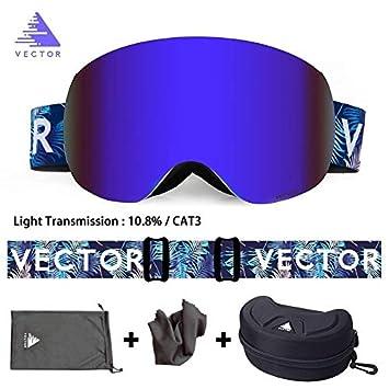 Característica Correa de impresión Gafas de esquí Gafas de ...