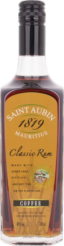 Saint Aubin de Café Clásica Ron - 700 ml