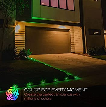 Warm White to Daylight Color Changing Light Strip SYLVANIA SMART+ Expansion Lightstrips for Bluetooth and ZigBee Starter Kits Color Changing and Dimmable Lightstrip AND ZigBee Indoor Starter Kit