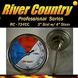3 bbq smoker thermometer - 3