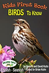 Kids First Book - Birds to Know (English Edition)