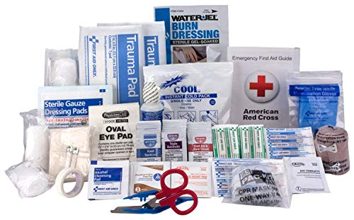 Best first aid kit refills osha list