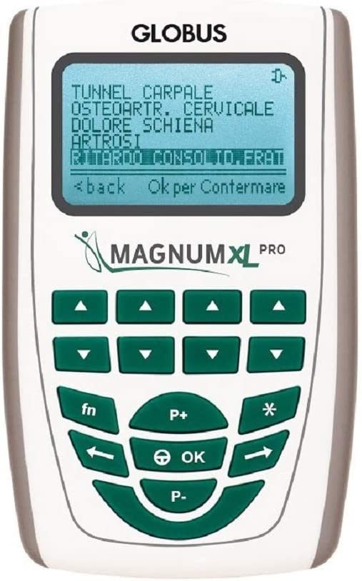 Globus Magnum XL Pro, Unisex Adulto, Plateado, Talla Única