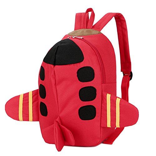 LAAT Kinder Schultasche Mode Cartoon Rucksack Kindergarten Kleiner Rucksack Niedlicher Schultertasche Geschenk für Kinder Jungen Mädchen
