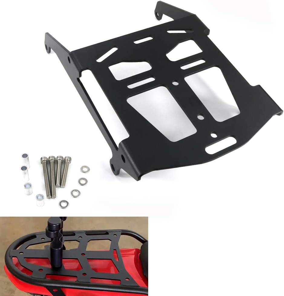 Xitomer Motorcycle Luggage Racks Fit for HONDA CRF250L 2012 2013 2014 2015 2016 2017 2018 2019 2020 2021 CRF250L Rally 2018-2021