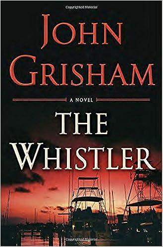 John Grisham - The Whistler Audiobook Free Online