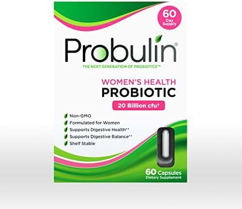Probulin Women s Health Probiotic 60 Capsules