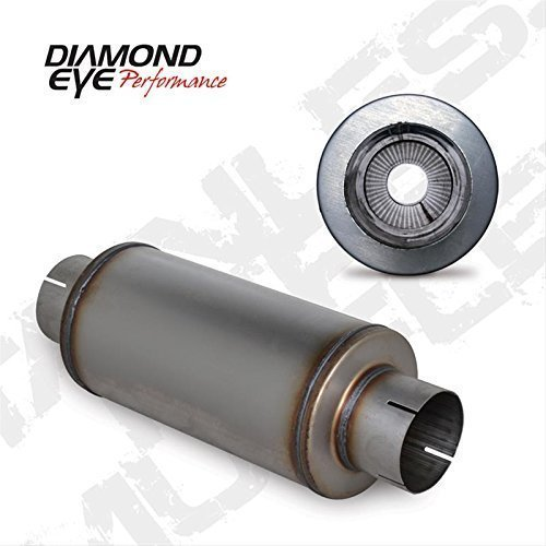 Diamond Eye 460020 Muffler -