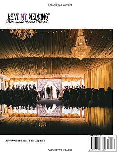 RENT MY WEDDING Magazine: Spring 2020: Amazon.es: Kubin ...