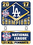 Los Angeles Dodgers 2017 National League Champs Pin - A