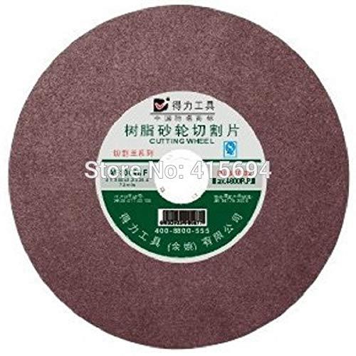 Maslin 5pcs/lot Abrasive Metal Cutting Disc,14''x.125''x1'' Resin Cutting disks 350x3.2x25.4mm