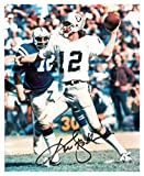 Ken Stabler Autographed Signed Oakland Raiders 8x10 Photograph Picture