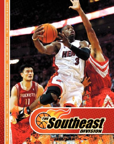 The Southeast Division (Above the - Rims Silver Reading