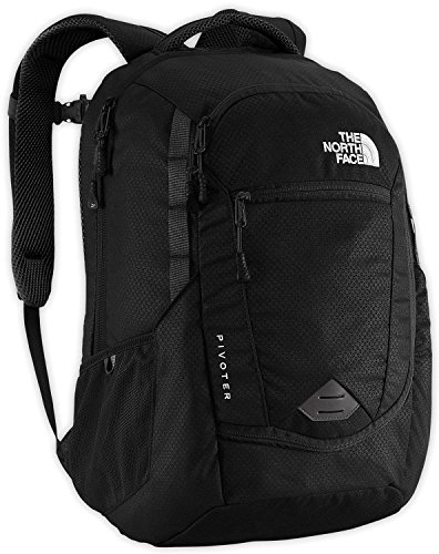 The North Face Pivoter TNF Black One (North Face Bag)