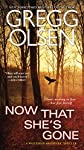 Now That She's Gone (A Waterman & Stark Thriller)