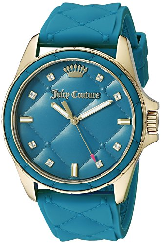 Juicy Couture Women's 1901317 Malibu Blue Watch
