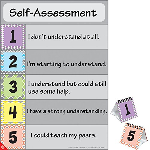 Classroom Management Mini-Flip-Chart Indicators - Mini Charts Flip