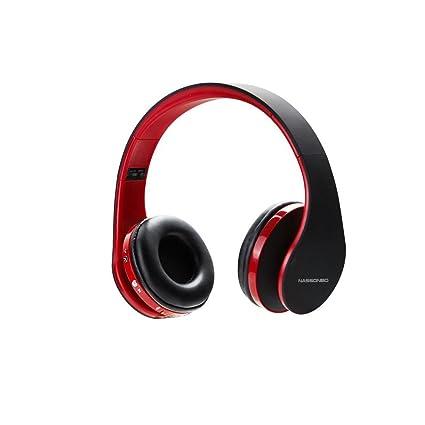 Auriculares inalámbricos Nassonbo con Bluetooth– Auriculares estéreo