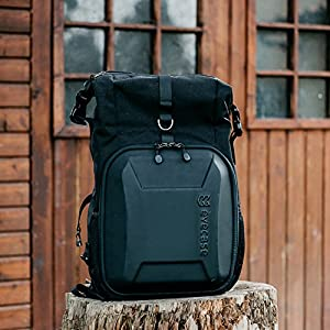 Evecase Digital Camera DSLR Backpack with Laptop Compartment from Evecase