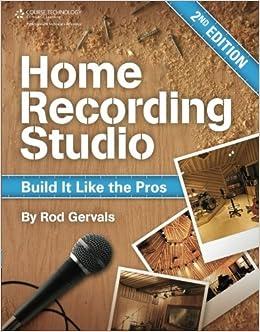 home recording studio capa