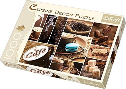 Trefl Coffee Puzzle (1000 Pieces) by Trefl