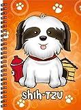 Love Your Breed Notebook, Shih-Tzu
