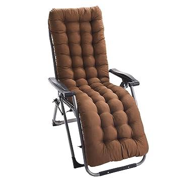 Soleil Relax brown 15548 Fauteuil Longue Chaise Matelas Pour Loisirs Jardin Alifet Coussin Dossier Pliable Épais De Haut Terrasse pMSVUqzG