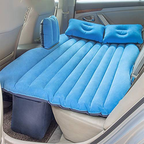 Car Inflatable Mattress for SUV, Outdoor Rear Seat Rest and Sleep Air Bed Child Mattress Camping Sleeping Pad CIM0910 by ZCY-Auto Mattress